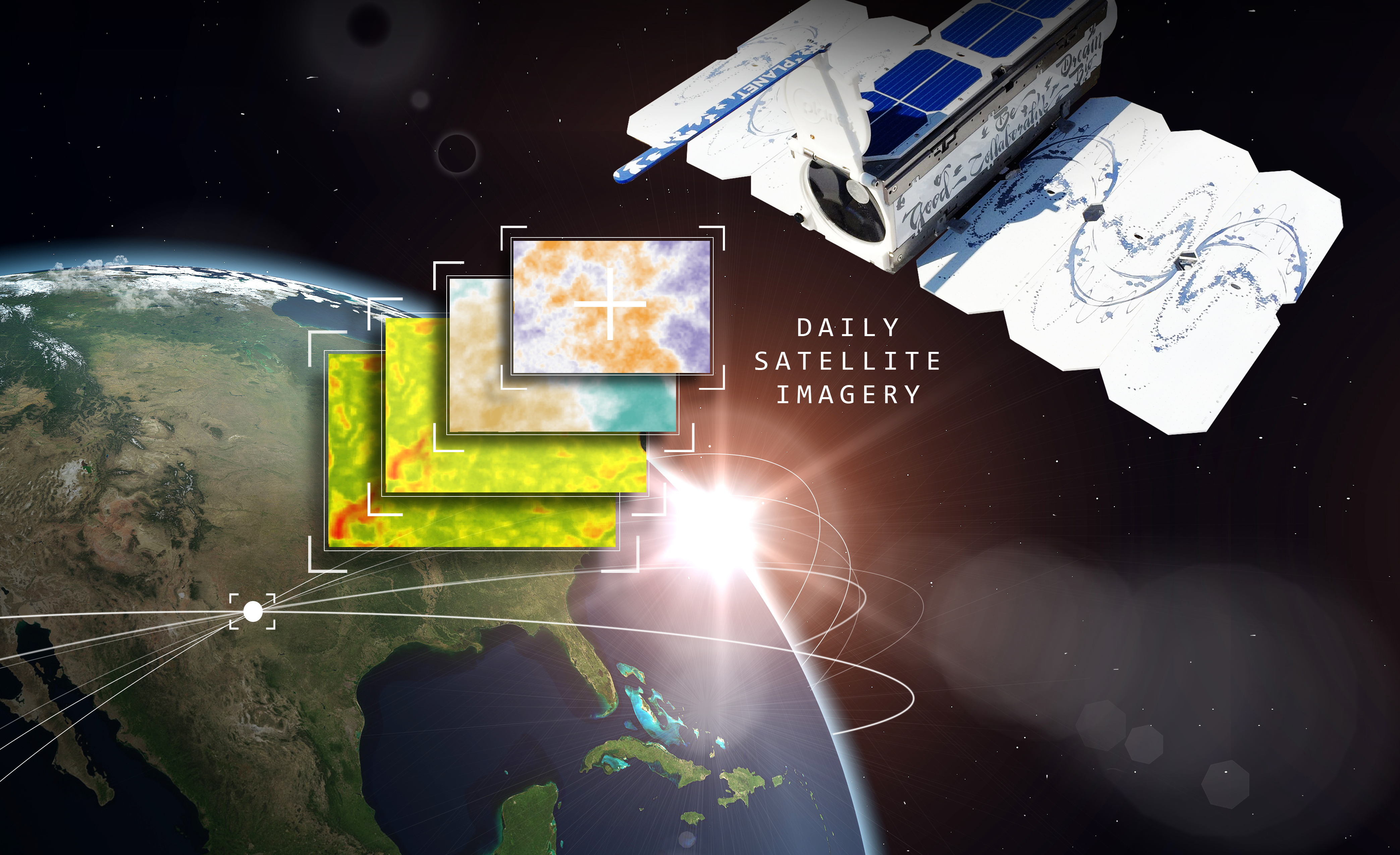 Farmers Edge and Planet Partner to Utilize Daily Satellite Imagery