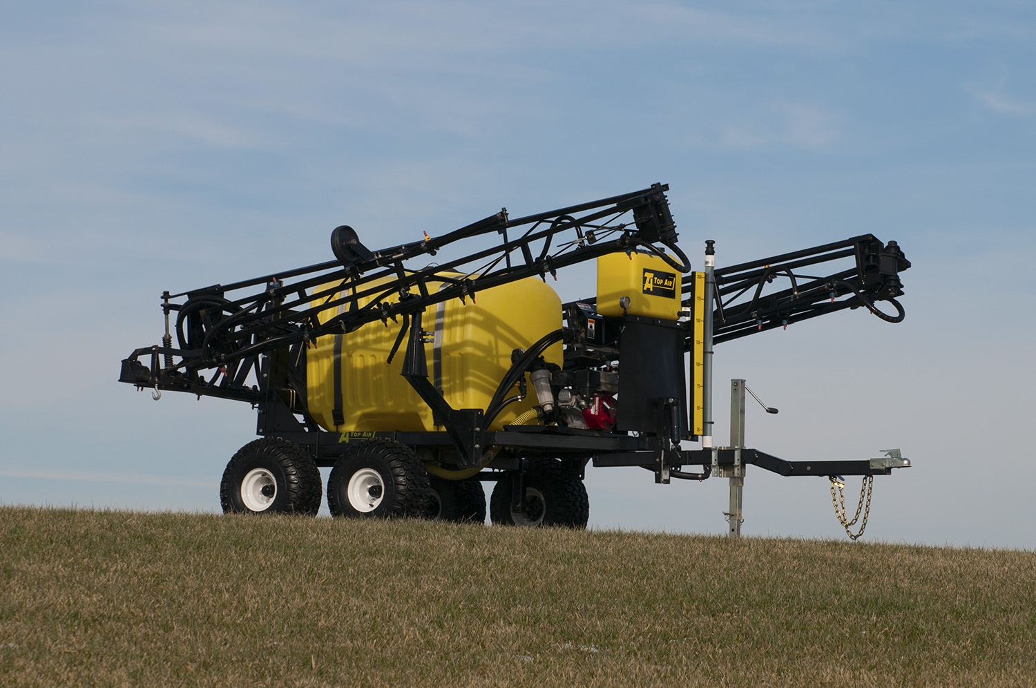 Boom Sprayers For Tractors : Unverferth introduces foot boom for atv sprayer
