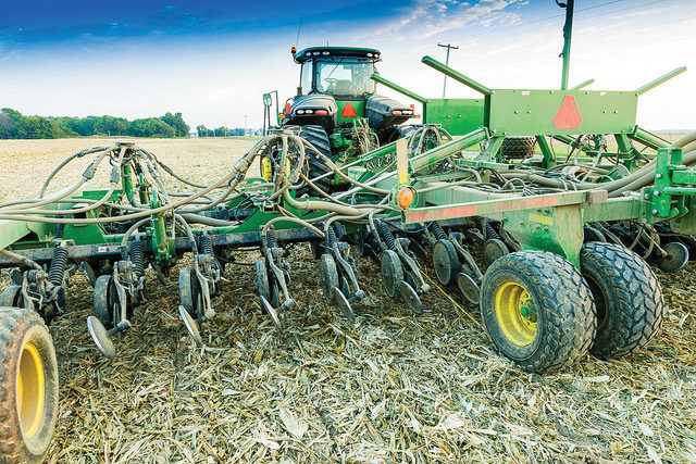 To Make Cover Crops Fit, a Little Space Makes a Big Difference