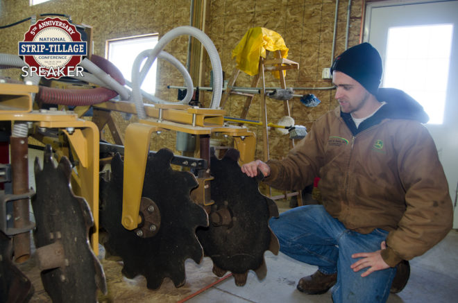 Fighting Compaction with Strip-Till and a Controlled Traffic System