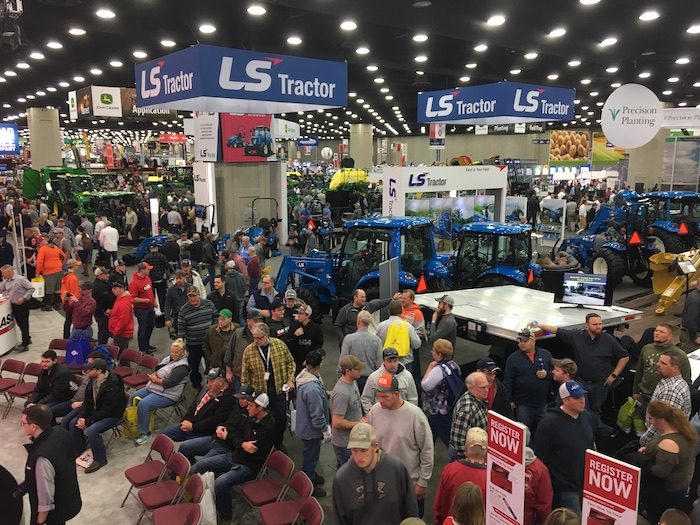 2019 National Farm Machinery Show