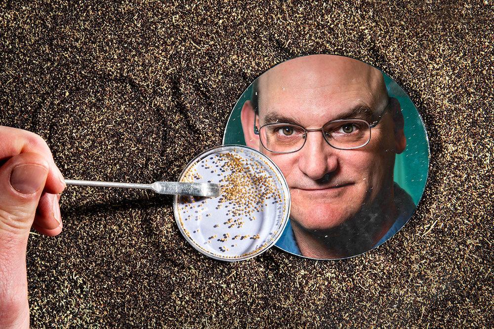 Crop Sciences Professor Patrick Tranel