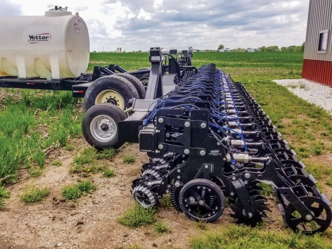 Transitioning to 20-Inch Strip-Till: An Economic, Efficient Decision
