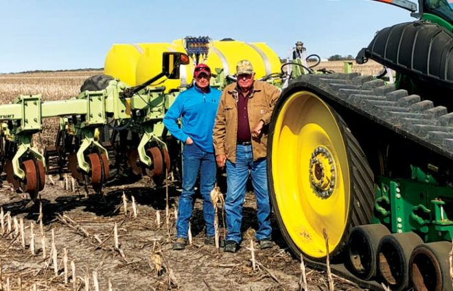 Solving Stubborn Soils in an Arid Climate with Strip-Till