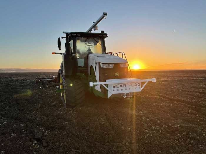 John Deere Acquires Bear Flag Robotics