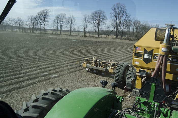 Video: Seeding Cover Crops with a Strip-Till Rig