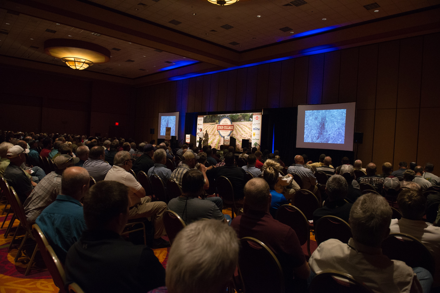 National Strip-Tillage Conference Announces Title Sponsors