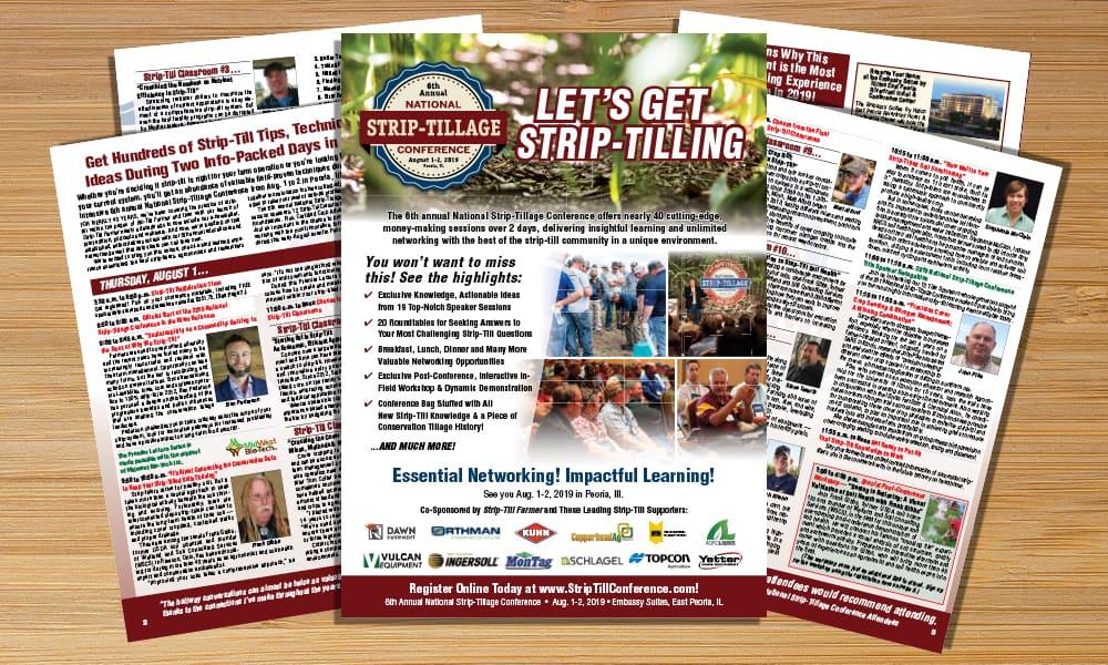 National Strip-Tillage Conference- Program