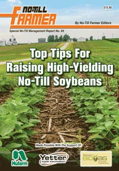 Top Tips For Growing High-Yielding No-Till Soybeans
