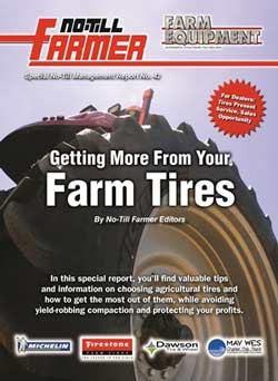 Getting More From Your Farm Tires