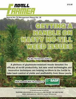 Getting A Handle On Nasty No-Till Weed Issues