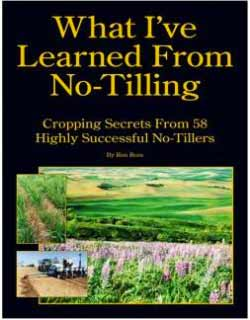 What I've Learned About No-Tilling