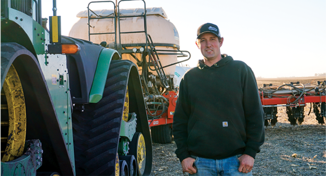 Banking on Data-Driven Results to Reduce Nitrogen Needs