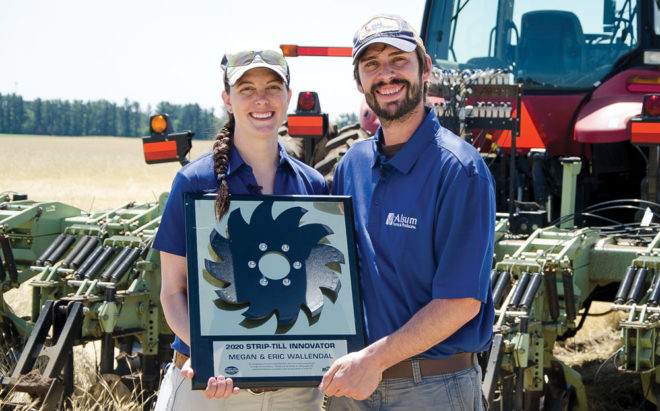 Combining Experience with Experimentation for a Progressive, Profitable Strip-Till System