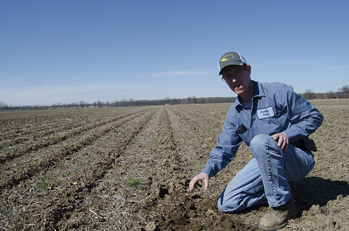 Fertilizing Experiments Yield Strip-Till Savings and Profit