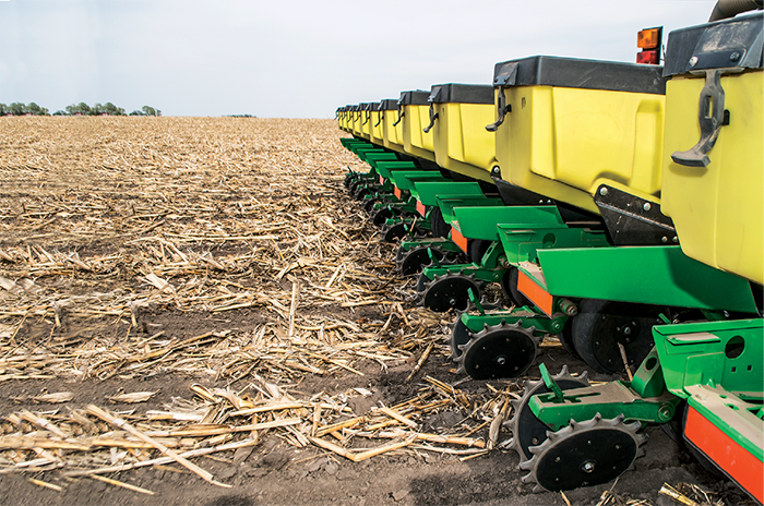 How To Tweak Planters For Strip Till Systems Strip Till Farmer