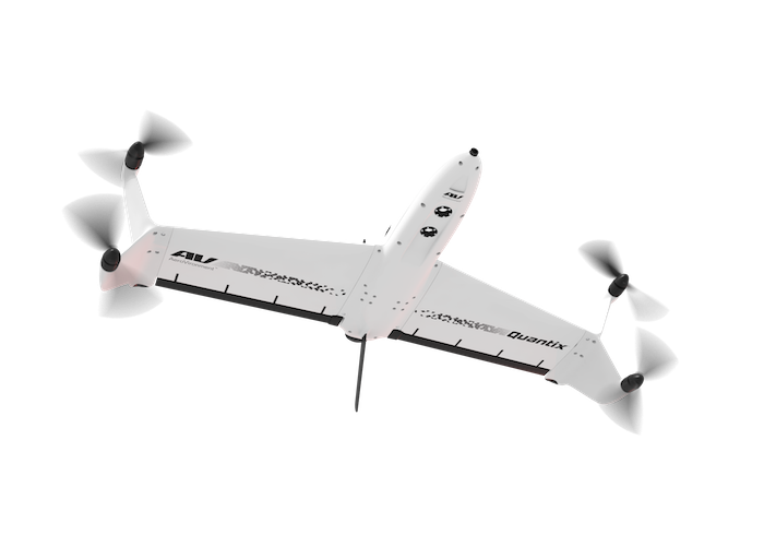 AeroVironment Next Generation Quantix Drone and AV DSS _0519 copy