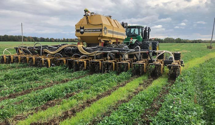 SoilWarrior Cover Crops