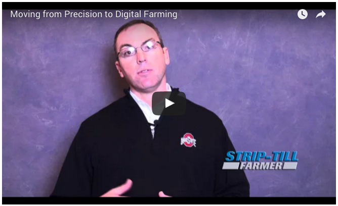 Moving from Precision to Digital Farming