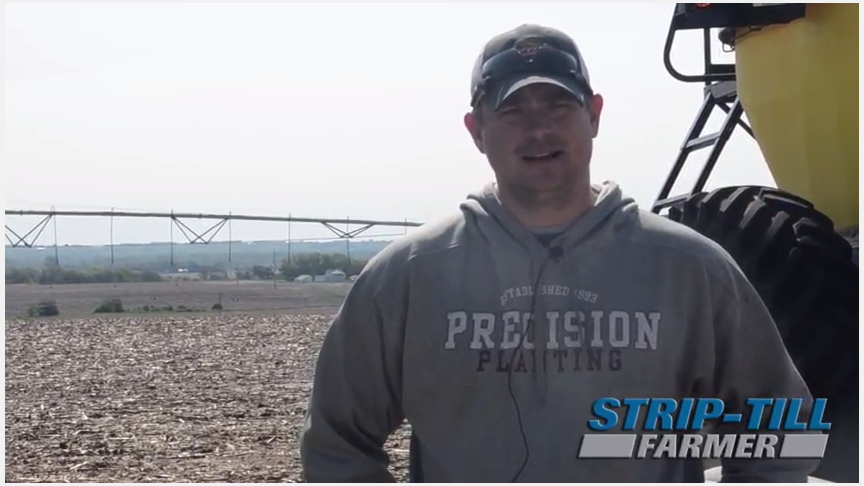 Improving Emergence & Input Efficiencies with Strip Till