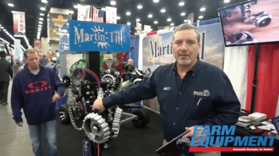 Martin-Till at the 2018 National Farm Machinery Show