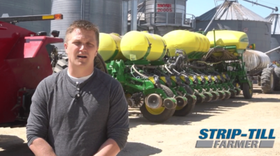 Blending Equipment & Technology in a Strip-Till System