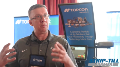 One on One Farmer Meetings and New Technology Offerings from Topcon Ag