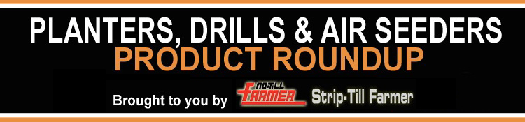 Planters, Drills and Air Seeders
