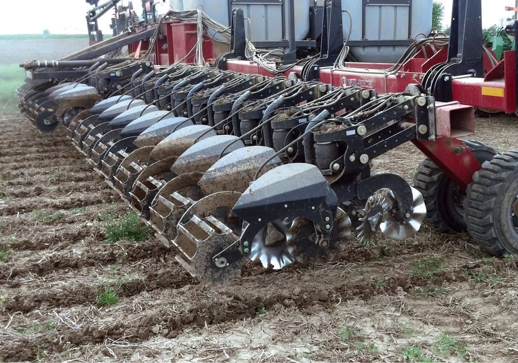 Ag systems strip till unit, lavesex leb